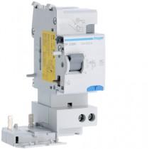 Blocco Differenziale 2 Poli 25A 300MA AC 2 Moduli Hager  BF226N