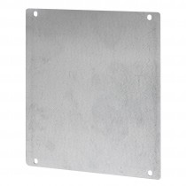 Piastra di fondo in metallo per quadri Palazzoli M3 370X595 mm 550604
