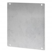 Piastra di fondo in metallo per quadri Palazzoli M6 550X745 mm 550606