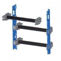Telaio funzionale per montaggio di pannelli DIN M4 ed M5 Palazzoli 550564