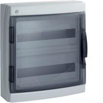 Centralino a parete 36 Moduli IP65 Porta fume 2 File Bocchiotti B06526