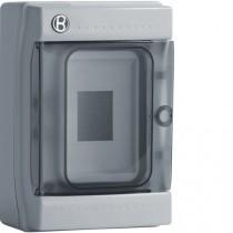 Centralino a parete 4 Moduli IP65 Porta fume Bocchiotti B06521