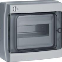Centralino a parete 8 Moduli IP65 Porta fume Bocchiotti B06522