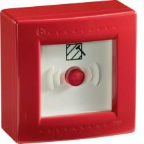 Centralino per pulsante di emergenza Rosso Bocchiotti B05760