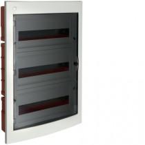 Centralino ad incasso 54 Moduli IP40 porta fume Pablo Bocchiotti B04106