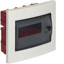Centralino ad incasso 8 Moduli IP40 porta fume Pablo Bocchiotti B04101