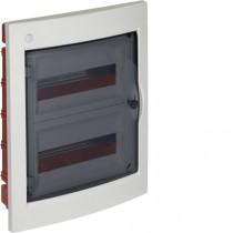 Centralino ad incasso 24 Moduli IP40 porta fume Pablo Bocchiotti B04104
