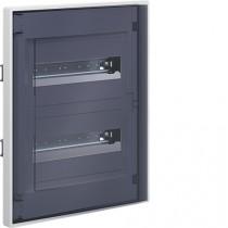 Centralino 24 Moduli da incasso Porta fume IP40 Bocchiotti B04956