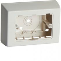 Scatola porta apparecchi 3 Moduli SMN W bianca Bocchiotti B06804