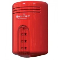 Sirena elettronica autoalimentata + lampeggiante 24V Notifier DSE1-PW