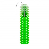 Tubo corrugato diametro 20MM verde con tirafilo Gewiss DX15320R