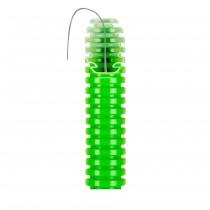 Tubo corrugato diametro 25MM Verde con tirafilo Gewiss DX15325R