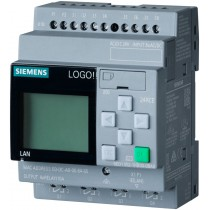 PLC Siemens LOGO! 230RCE modulo logico web server integrato 6ED10521FB080BA0
