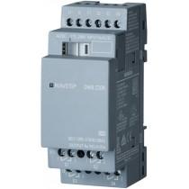 Modulo di ampliamento 2 Ingressi per PLC Siemens LOGO! 1224V DC 6ED10551MD000BA2