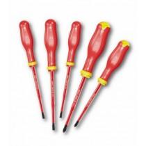 Serie 5 giraviti fissi e a croce Phillips® 1000V 091 D/SH5 USAG U09101119