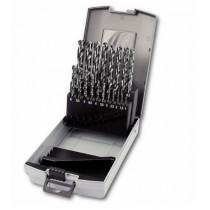 Kit punte assortite con cassetta in plastica (19 pz) 988 MA/S19 USAG U09880073