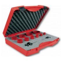 Kit 10 seghe a tazza bimetalliche in cassetta di plastica 988 G/S12 USAG U09880100