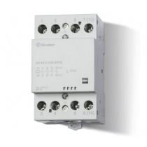 Contattore modulare 40A 4 NO 230V  Finder 224402304310