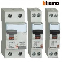 Offertissima Kit 2 Magnetotermici Stretti  + Differenziale Bticino
