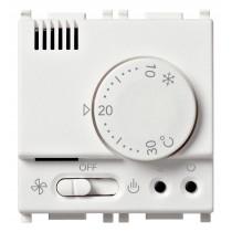 Termostato elettronico VIMAR PLANA 230V bianco 14440
