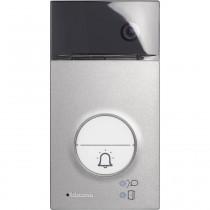 Kit Videocitofono Connesso con Alexa Monofamiliare CLASSE 300 EOS Smart Bticino 363917
