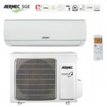 Climatizzatore Inverter 9000 Btu Gas R32 Aermec SGE250W