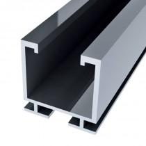 Profilo in Alluminio per moduli fotovoltaici con guida 3,4MT ORBIS OB620002