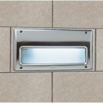 Lampada segnapasso per esterno a incasso IP66 FLC 1x18W Disano 1609BOX1