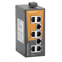 Switch di Rete 10/100Mbps 8 Porte RJ45 Weidmuller 1240900000