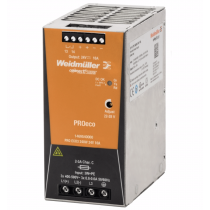 Alimentatore Switching Attacco Din 24V 240W 10A Weidmuller 1469540000