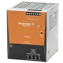 Alimentatore Switching Attacco Din Ingresso Trifase 24V 480W 20A Weidmuller 1469550000