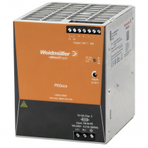 Alimentatore Switching Attacco Din 24V 480W 20A Weidmuller 1469510000