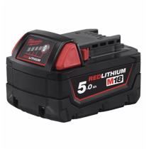 Batteria M18™ 5.0 AH Milwaukee 4932430483