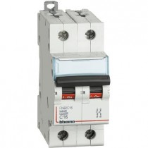Interruttore magnetotermico 16A  6KA 2 Poli BTicino FN82C16