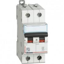 Interruttore magnetotermico 40A 6KA 2 Poli BTicino FN82C40