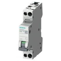 Interruttore Automatico Magnetotermico 1P+N 1 Modulo 6A Siemens 5SL30067