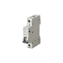 Interruttore Automatico Magnetotermico 1P 1 Modulo 20A 6kA  Siemens 5SL61207BB