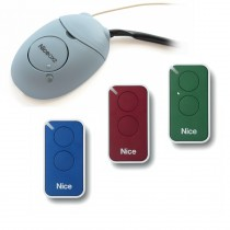 Intikit Kit Nice con tre telecomandi a due canali e 1 Ricevente OX2 NICE INTIKIT