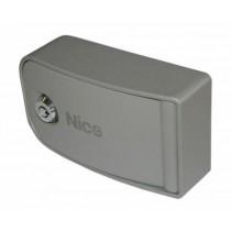 Blindino in alluminio con meccanismo di sblocco per fune metallica NICE KIOMINI