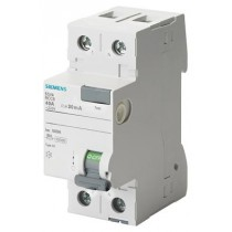 Interruttore Differenziale puro 40A 0,3 Tipo A Siemens 5SV36146