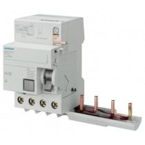 Blocco differenziale puro AC 4 Poli 63A 300mA Siemens per serie 5SL 5SM26460