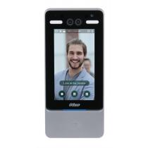 Sistema di misurazione temperatura e riconoscimento facciale Dahua ASI7213Y-V3-T1