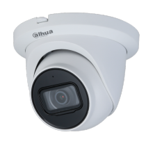 Telecamera Dome 4MPX Ottica Fissa 2,8MM H265 Dahua IPC-HDW3441TM-AS