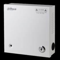 Alimentatore 12VDC 4A 5 Uscite Box installazione a parete Dahua PFM340-5CH