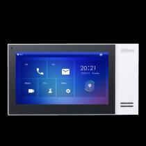 Monitor Tochscreen 7 Pollici Scheda SD integrata Dahua VTH2421FW-P