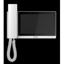 Monitor da interno con Telefono Bianco Dahua VTH5421EW-H