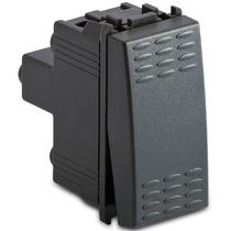 Deviatore di linea 1P - 16AX 250V grigio -Sistema Modo