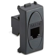 Presa Master RJ11 plug 6/4 contatti grigio Sistema Modo