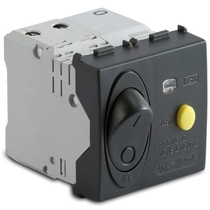 Interrutore automatico Master magnetoterminco differenziale ,  grigio Sistema Modo