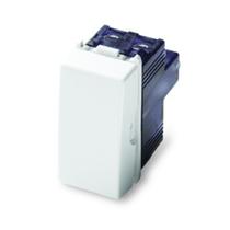 Interruttore Master 1P 16AX 250V Sistema MIX